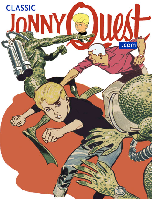 Welcome to the Classic Jonny Quest site, ClassicJQ.com